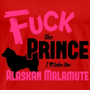 Dog shirt: I'll take the Alaskan Malamute Tops - Men's Premium T-Shirt