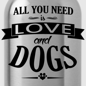 All You Need - Trinkflasche