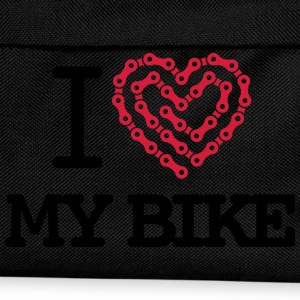 I Love My Bike T-Shirts - Kids' Backpack