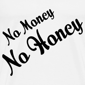 No money. No women! Tops - Men's Premium T-Shirt