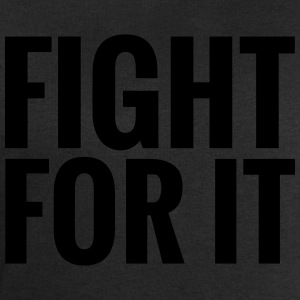 Fight for it - Männer Sweatshirt von Stanley & Stella