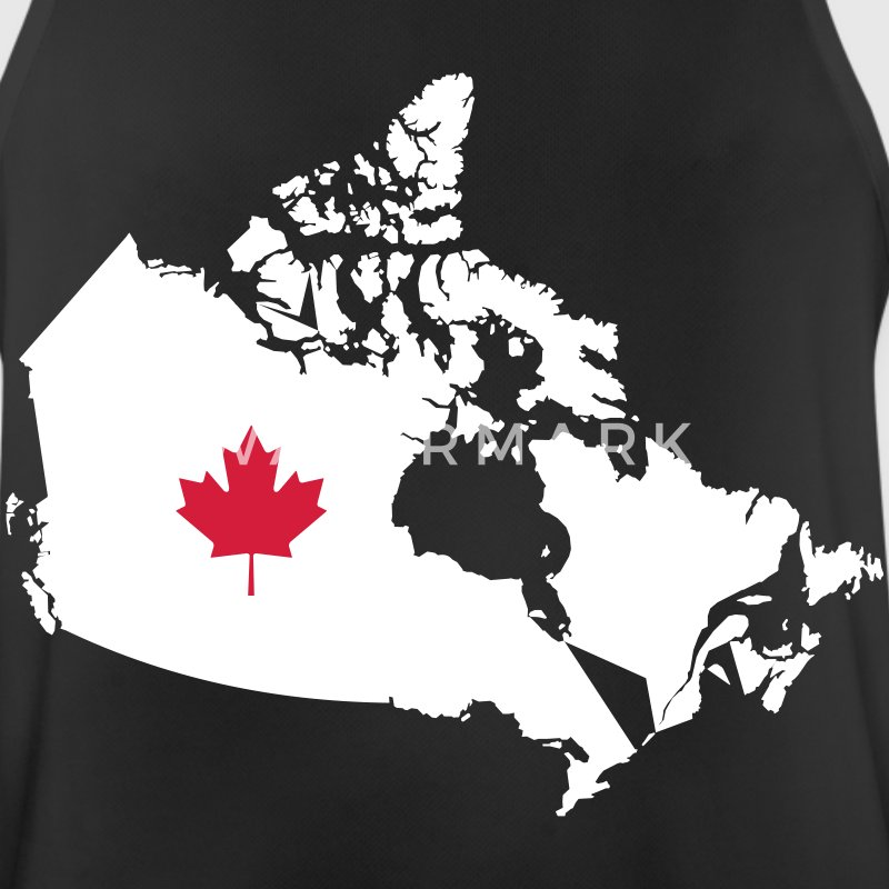 Kanada, Canada Map Sports wear - Men's Breathable Tank Top