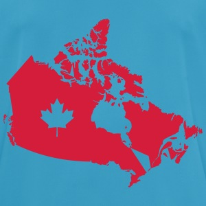 Kanada, Canada Map Sports wear - Men's Breathable T-Shirt