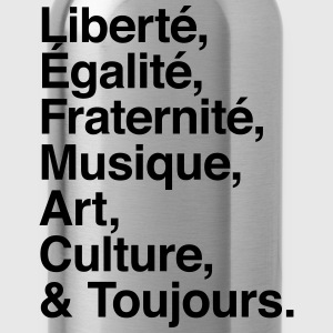 LEF Musique Art Culture Toujours Tee shirts - Gourde