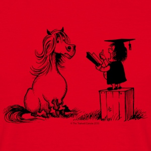 Thelwell Pony - Herre-T-shirt