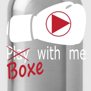 boxe with me Tee shirts - Gourde