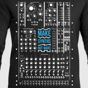 Make Synths Not Wars (Modular) - Men's Sweatshirt by Stanley & Stella