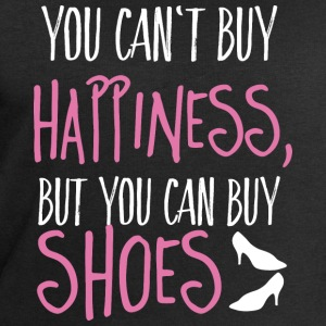 Cant buy happiness, but shoes Tops - Männer Sweatshirt von Stanley & Stella