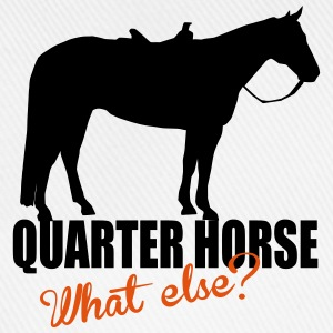 Quarter Horse -- What else? Sweat-shirts - Casquette classique
