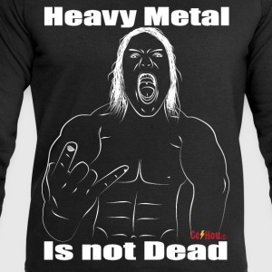 heavy metal is not dead - Sweat-shirt Homme Stanley & Stella