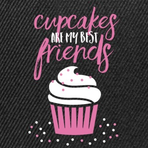 Cupcakes are my best friends Pullover & Hoodies - Snapback Cap