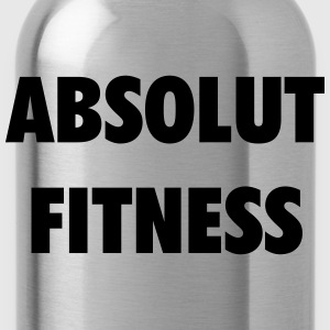 absolut fitness T-shirts - Vattenflaska