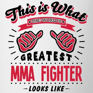 mma fighter worlds greatest looks like - Mug