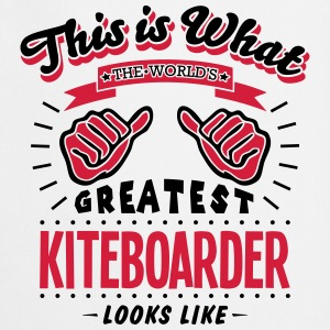 kiteboarder worlds greatest looks like - Cooking Apron