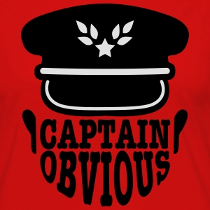 captain obvious T-Shirts - Women's Premium Longsleeve Shirt