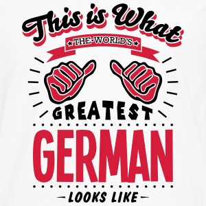 german worlds greatest looks like - Men's Premium Longsleeve Shirt