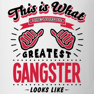gangster worlds greatest looks like - Mug