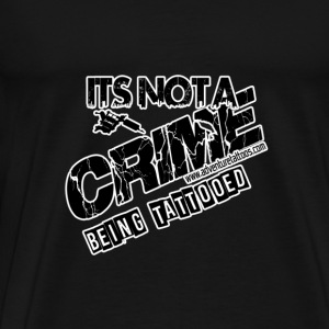 crime Mugs & Drinkware - Men's Premium T-Shirt