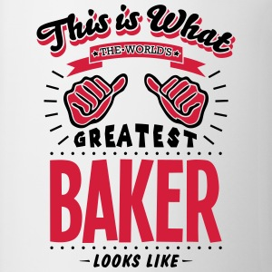 baker worlds greatest looks like - Mug