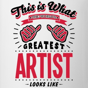 artist worlds greatest looks like - Mug