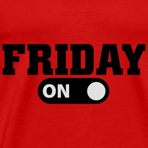 Friday on Tops - Männer Premium T-Shirt