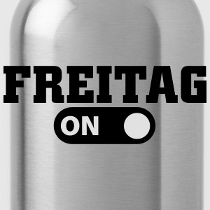 Freitag on T-Shirts - Trinkflasche