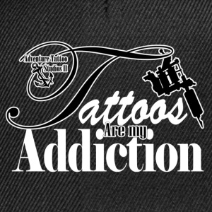 Tattoo Addiction Tops - Snapback Cap