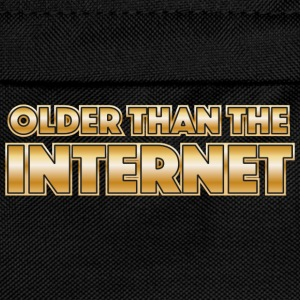 Older than the internet Magliette - Zaino per bambini