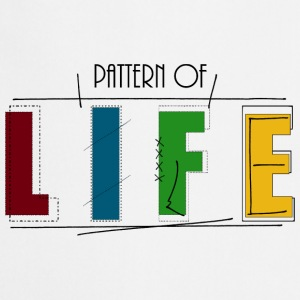 pattern of life de T-Shirts - Kochschürze