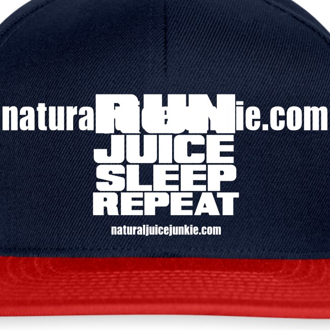 Mens Run Juice Sleep Repeat