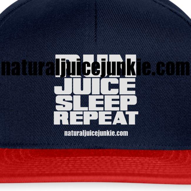 Mens Run Juice Sleep Repeat