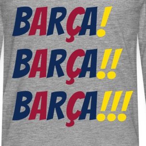 Barça Chant T-Shirts - Men's Premium Longsleeve Shirt