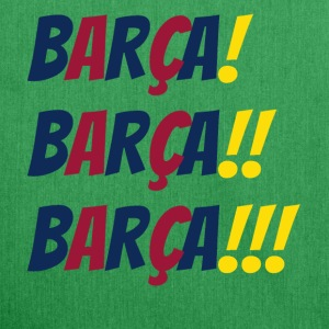 Barça Chant T-Shirts - Shoulder Bag made from recycled material