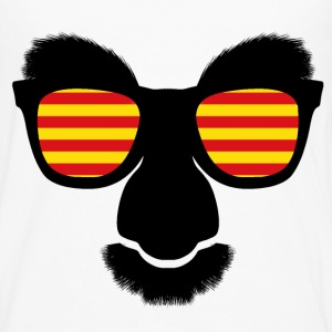 Catalan Mask Shirts - Men's Premium Longsleeve Shirt