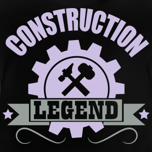 handy man: construction legend Shirts - Baby T-Shirt