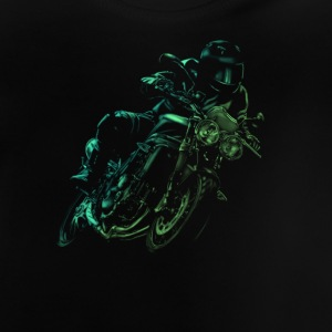 motorcycle Long Sleeve Shirts - Baby T-Shirt