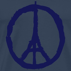 PRAY FOR PARIS - PEACE FOR PARIS Other - Men's Premium T-Shirt