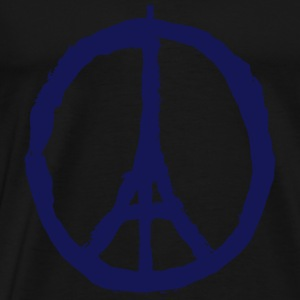 PRAY FOR PARIS - PEACE FOR PARIS Sweat-shirts - T-shirt Premium Homme