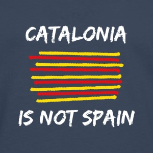 Catalonia Scratch Mugs & Drinkware - Men's Premium Longsleeve Shirt