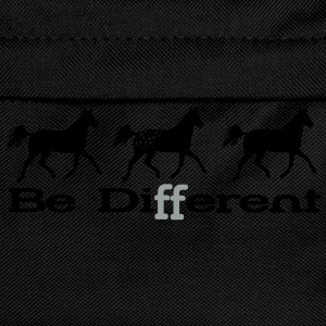 Be different - Appaloosa Skjorter med lange armer - Ryggsekk for barn