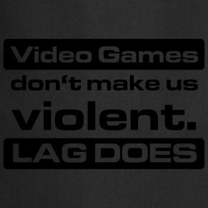 Video Game Lag T-Shirts - Kochschürze
