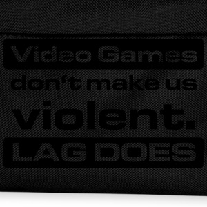 Video Game Lag T-Shirts - Kinder Rucksack