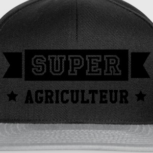 Agriculteur / Agriculture / Fermier / Paysan Tee shirts - Casquette snapback