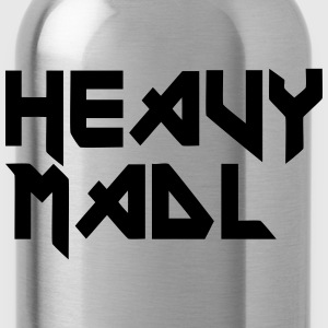 HEAVY MADL T-Shirts - Water Bottle
