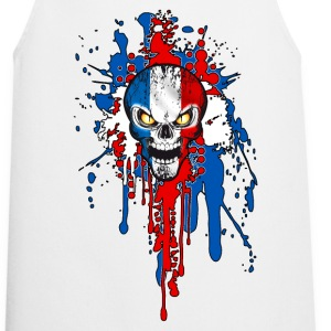 France skull 03 Sweat-shirts - Tablier de cuisine