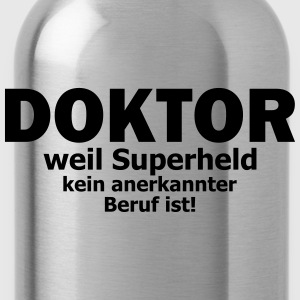 doktor T-Shirts - Trinkflasche