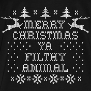 Ya Filthy Animal Hoodies & Sweatshirts - Men's Premium T-Shirt