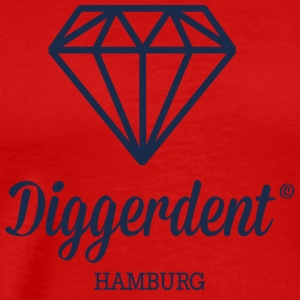 Diggerdent Hamburg diamond Tank Tops - Men's Premium T-Shirt