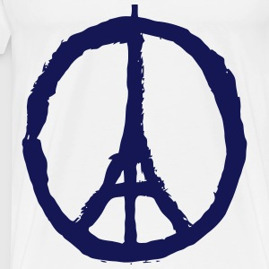 Pray for Paris Autres - T-shirt Premium Homme