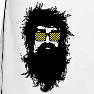 Men With Beards & Glasses - Men's Football shorts